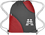 Eclipse Polyester Drawstring Bags